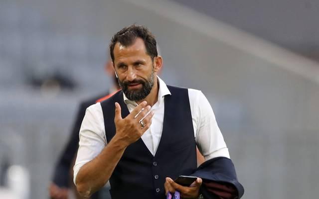 Hasan Salihamidzic wurde beim FC Bayern verwarnt