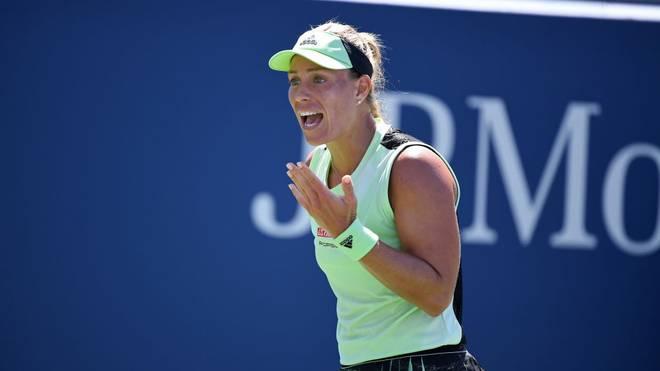 Angelique Kerber kassierte die vierte Erstrunden-Pleite in Folge