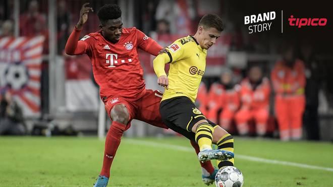 Im Hinspiel setzte sich der FC Bayern klar mit 4:0 durch
