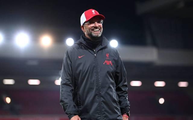Jürgen Klopp feierte mit den FC Liverpool den ersten Meistertitel seit 1990