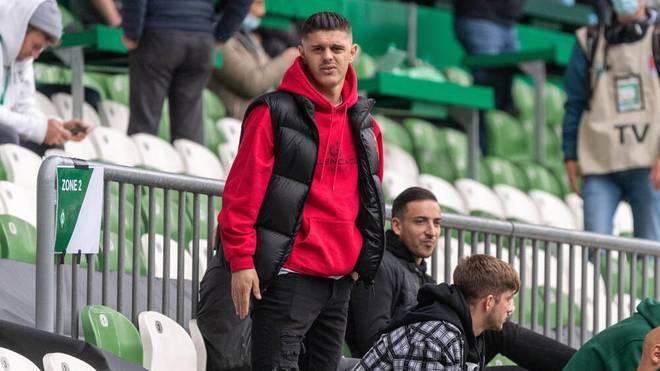 Milot Rashica bleibt in Bremen