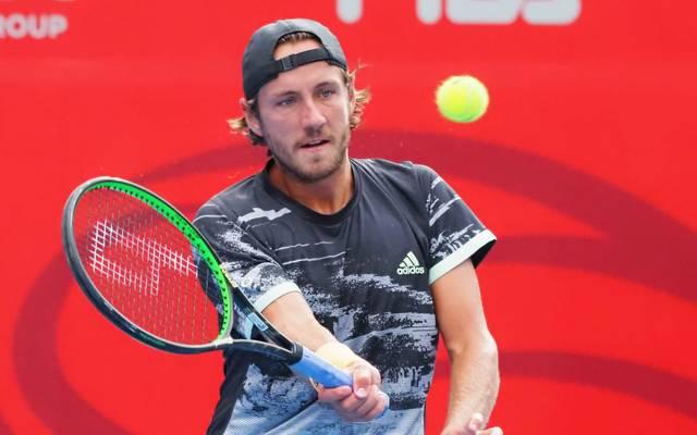 Lucas Pouille kann nicht bei den Australian Open antreten