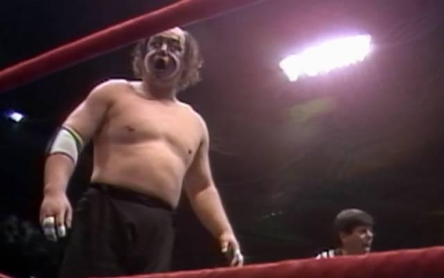 Kendo Nagasaki war Trainer von Bret Hart