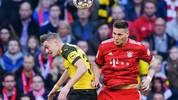 FC Bayern München, Borussia Dortmund, Zahlen zum Topspiel