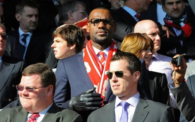 LeBron James wird bei Liverpool noch genauer hinschauen
