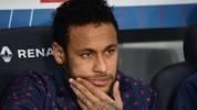 Ausraster von Neymar, Paris Saint-Germain