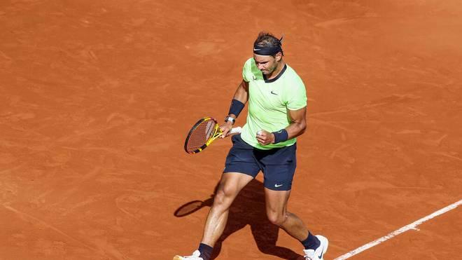 Rafael Nadal steht im Achtelfinale