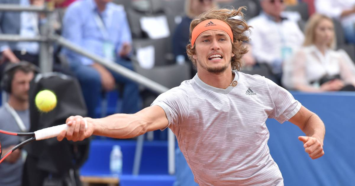 Photo of Tennis: Alexander Zverev gewinnt Einladungsturnier in Nizza | SPORT1
