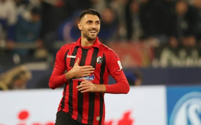 Vincenzo Grifo ist stolz, den SC Freiburg zu repräsentieren
