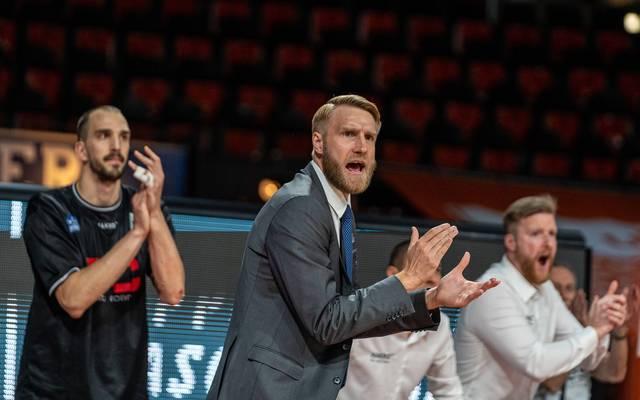 Tuomas Iisalo führte Crailsheim in der Hauptrunde sensationell auf Rang drei