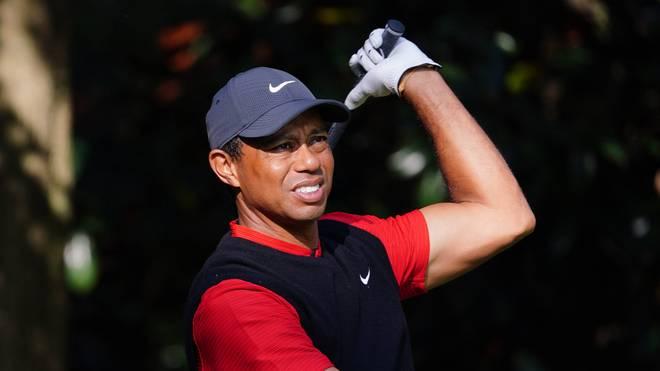 Tiger Woods musste sich einer OP unterziehen