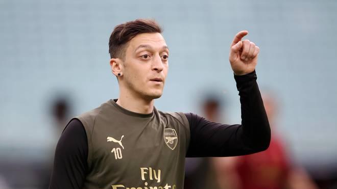 Mesut Özil steht beim FC Arsenal unter Vertrag