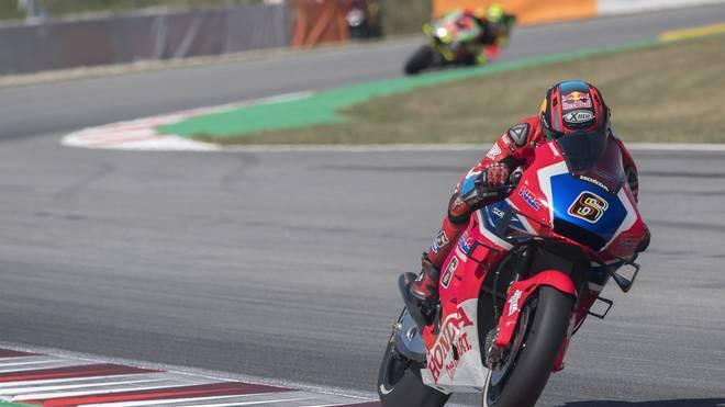 Stefan Bradl bei MotoGP als Ersatzmann am Sachsenring dabei