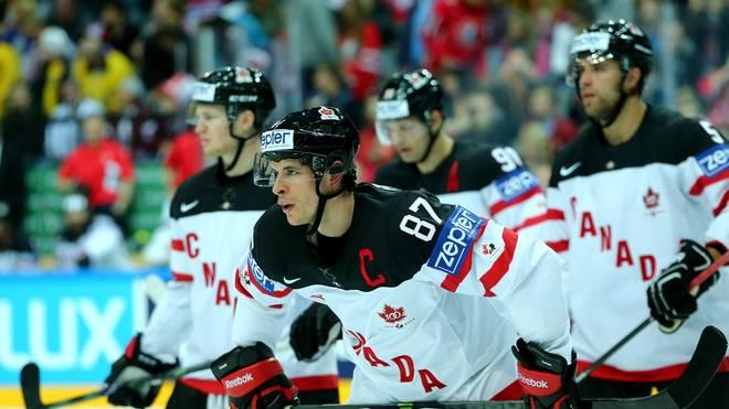 Canada v Latvia - 2015 IIHF Ice Hockey World Championship