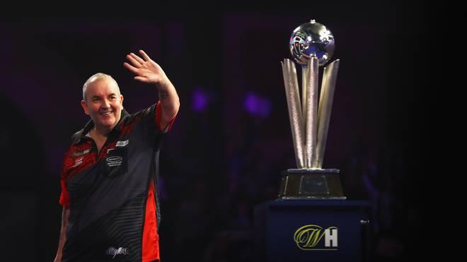 Phil Taylor beendete bei der Darts-WM seine unglaubliche Karriere
