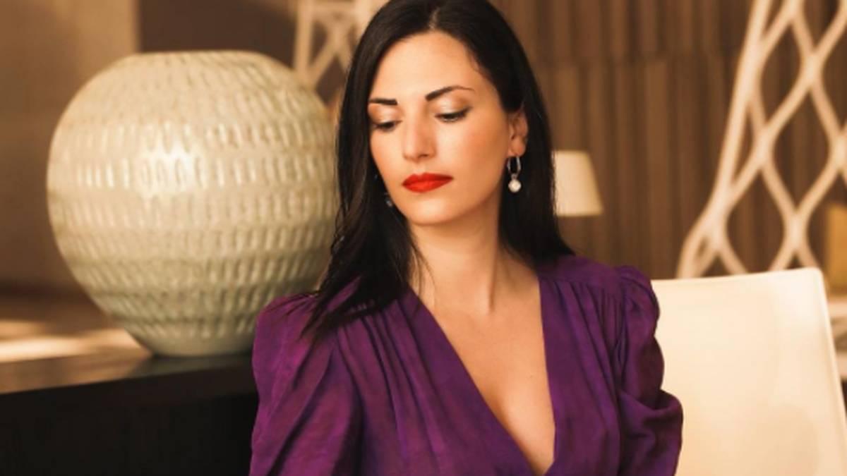 Angela Rullo ist eine Exotin in der Männerdomäne