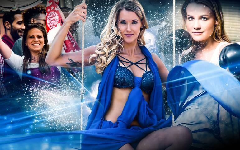 """Wer ist die schönste Sportlerin Deutschlands? Dieser Frage ist der """"Playboy"""" näher auf den Grund gegangen. SPORT1 zeigt das Ergebnis der vom Meinungsinstitut Mafo.de für das Magazin erstellten Umfrage - und in der wird auch beleuchtet, welche Sportlerinnen angeblich über die besten Kumpel-Fähigkeiten verfügen"""