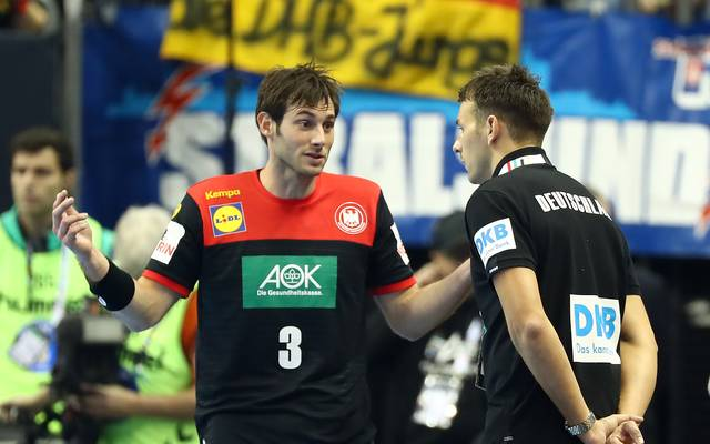 Korea v Germany: Group A - 26th IHF Men's World Championship