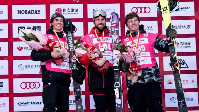 FIS Freestyle Halfpipe Worldcup Secret Garden 2018 (China) – Ergebnisse & Winning Runs