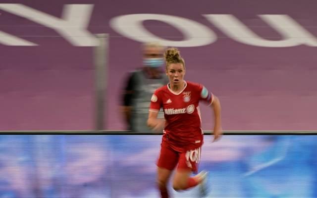 Linda Dallmann steuerte zwei Treffer zum Kantersieg bei