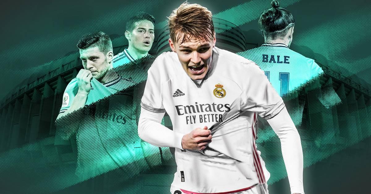 Real Madrids Dilemma in der Offensive - Martin Odegaard als Ausweg?