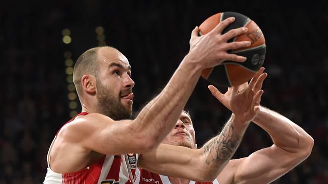 Vassilis Spanoulis gewann bereits drei Mal die Euroleague