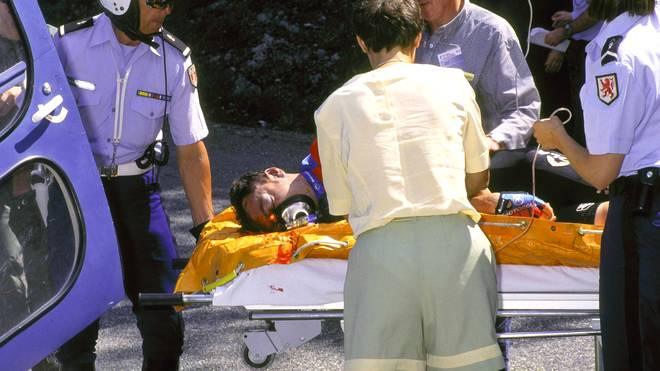 Fabio Casartelli starb vor 25 Jahren bei einer Tour-Etappe