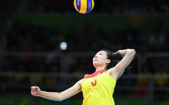 VOLLEYBALL-OLY-2016-RIO-CHN-SRB