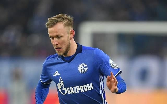 Cedric Teuchert erzielte das einzige Tor für Schalke 04