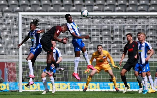 Hertha BSC bleibt unter Bruno Labbadia ungeschlagen