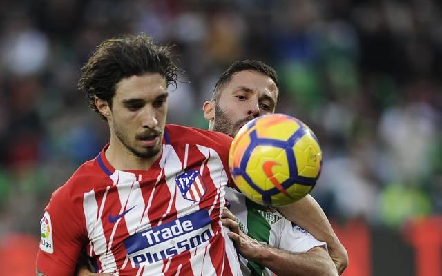 Sime Vrsaljko spielte zwei Jahre für Atletico Madrid