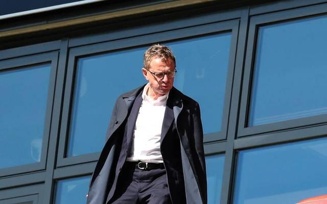 Ralf Rangnick könnte bald Sportdirektor bei AS Rom werden