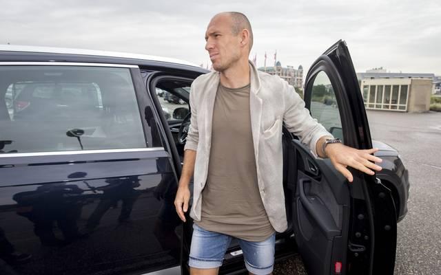 Arjen Robben sollte nicht mehr für die Nationalelf spielen, findet Aad de Mos