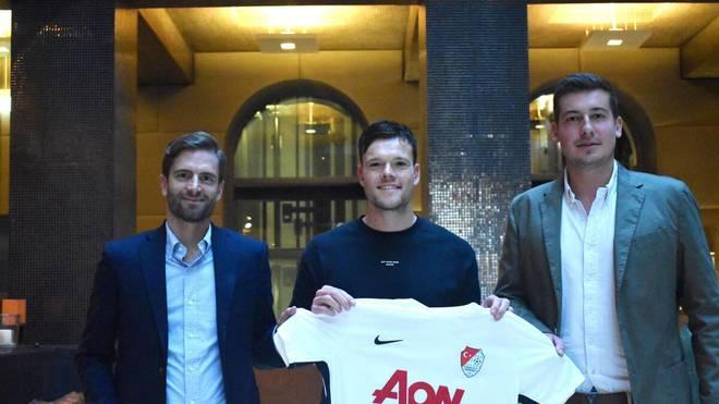 Tom Boere wurde in der weltbekannten Talent-Schmiede von Ajax Amsterdam ausgebildet