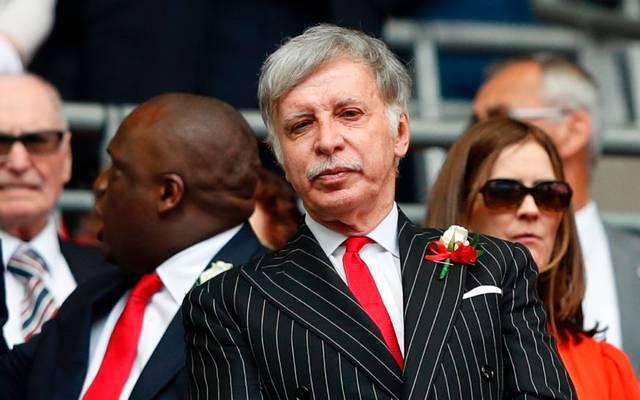 Arsenal-Besitzer Stan Kroenke hat sein persönliches Vermögen trotz Corona-Krise massiv gesteigert