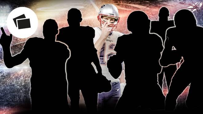 Tom Brady schafft es bei den NFL Top 100 zwar unter die besten zehn Spieler - Nummer 1 ist aber ein anderer Star