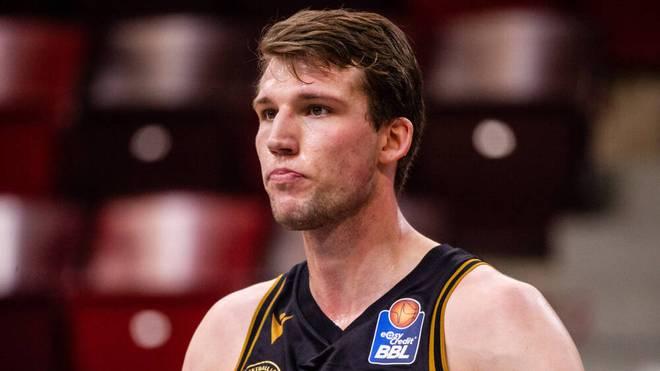 Lukas Meisner zieht sich eine schwere Schulterverletzung zu