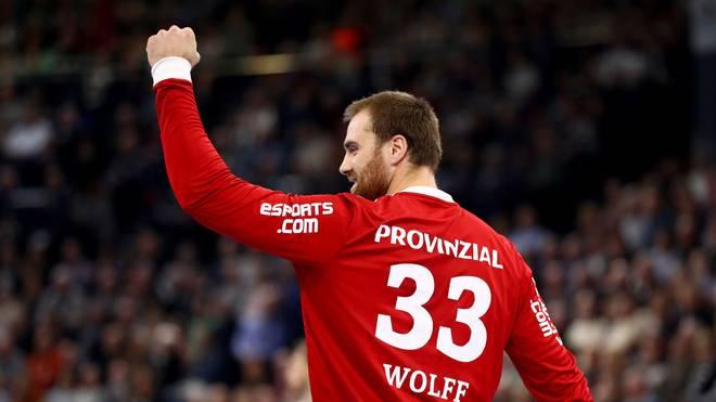 Andreas Wolff trifft in der Champions League mit KS Kielce auf seinen Ex-Verein THW Kiel