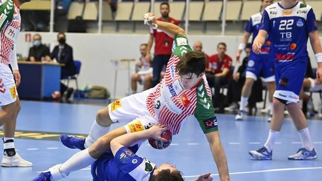 Der SC Magdeburg (Bild: Piotr Chrapkowski) unterlag in der Schlusssekunde