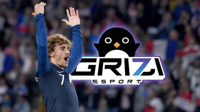Antoine Griezmann gründet eSports-Organisation Grizi Esport