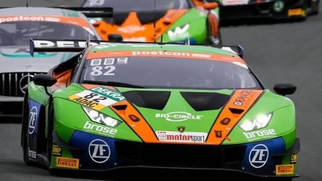 Zweites Rennen, zweite Pole-Position für Grasser-Lamborghini (Archivbild)
