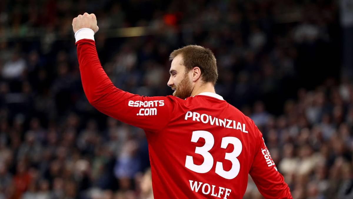 Wegen Corona: Wolff mit Kielce polnischer Meister