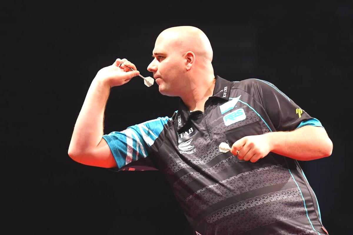 Rob Cross erinnert mit seiner Leistung bei der Darts-EM an frühere Tage. Der Ex-Weltmeister zieht ins Viertelfinale ein. Joe Cullen setzt sich gegen den Whitlock-Bezwinger zu.