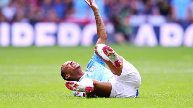 Leroy Sané, Manchester City
