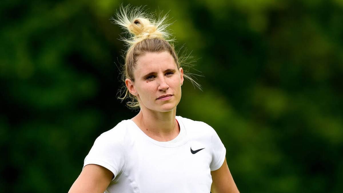Carolin Schäfer könnte Olympia wegen der Folgen ihrer Corona-Impfung verpassen