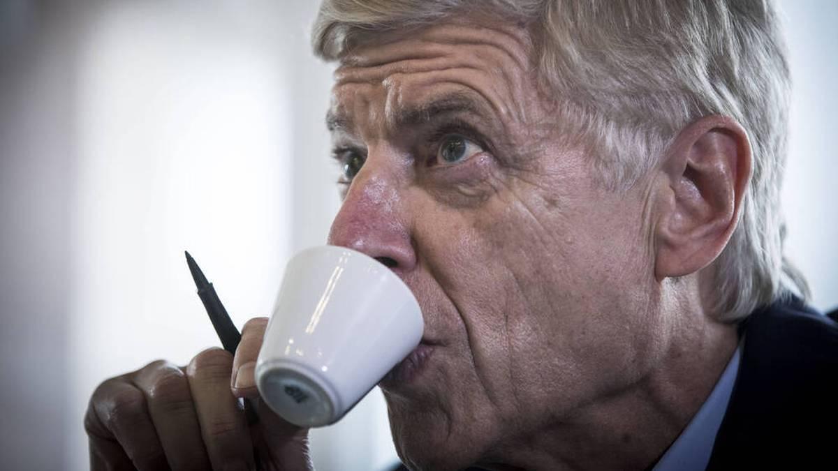 Arsène Wenger könnte auf die Trainerbank zurückkehren