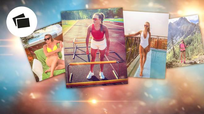 SPORT1 zeigt, wie die Biathlon-Schönheiten ihren Sommer verbrachten