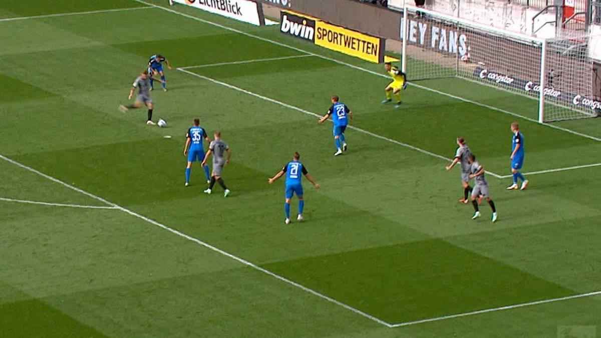 Pure Spielfreude! St. Pauli fertigt Ingolstadt ab