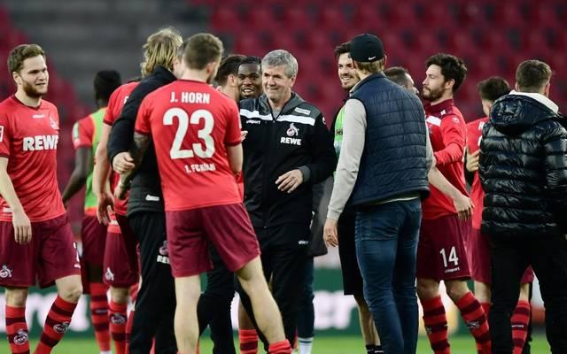 Funkel fordert nach Sieg gegen Leipzig Konstanz