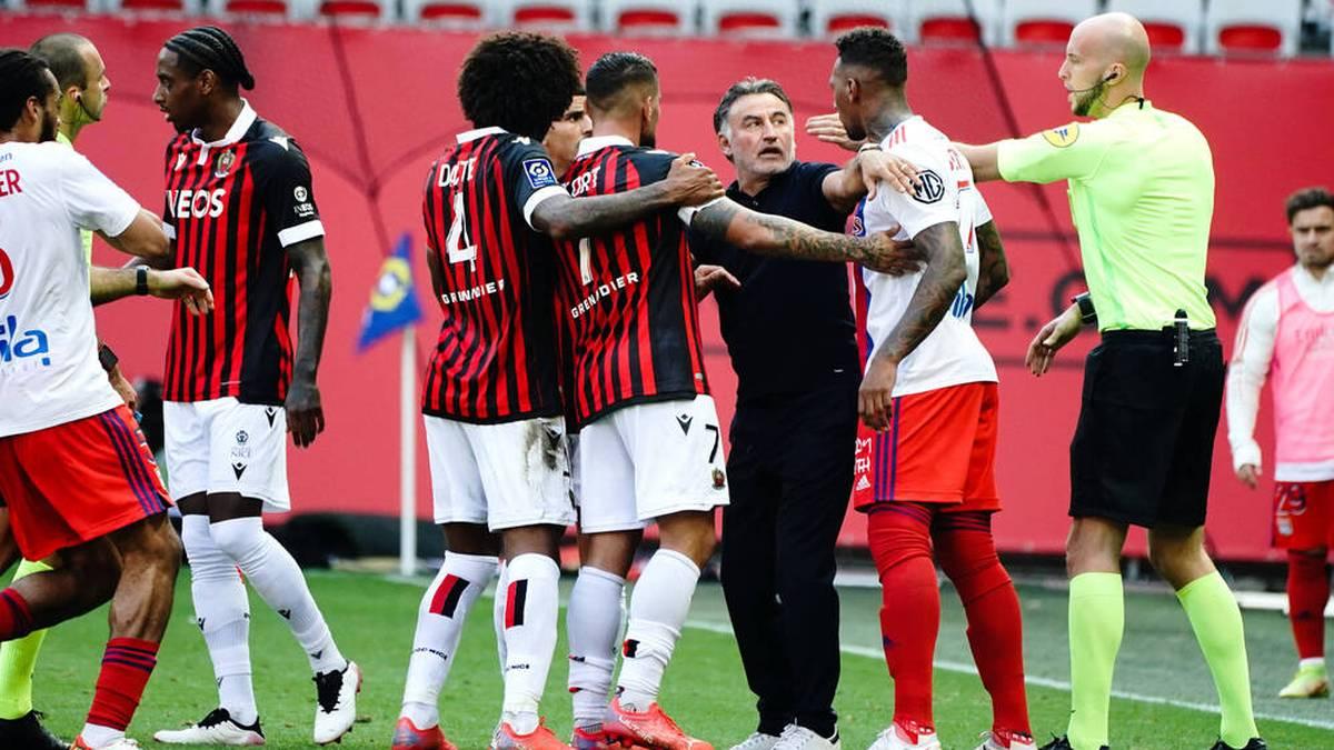 Duell der Ex-Bayern: Dante bezwingt Boateng